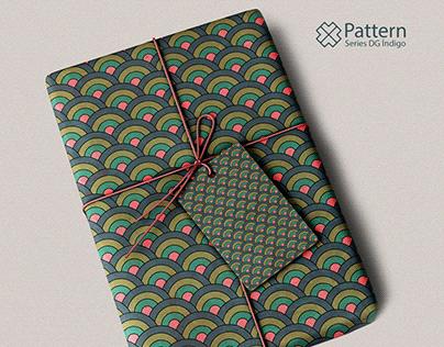 Pattern Series - DG índigo #05