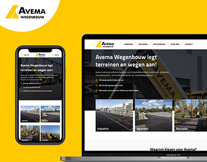 Avema | New Website Project