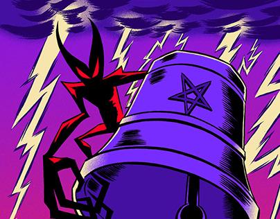 Hells Bells (#40BackInBlack)