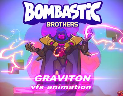 BOSS ''GRAVITON'' VFX ANIMATION