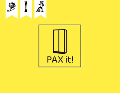 IKEA PAX it!