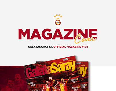 GALATASARAY SK / Official Magazine Cover #194