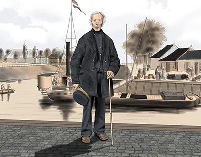 Dutch Locksman 1860