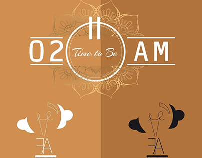 Logotipo 02 AM time to be