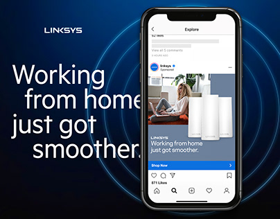 Linksys: Work From Home