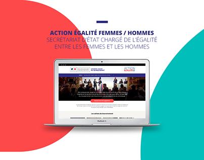 Action égalité Femmes/Hommes