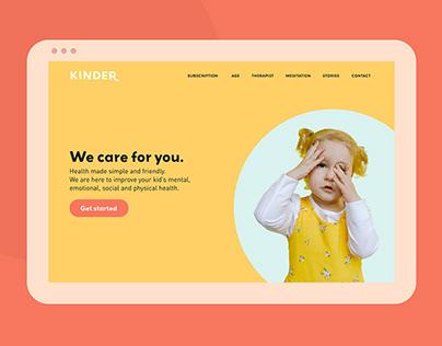 Branding | Kinder