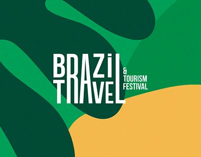 Branding - Brazil Travel & Tourism Festival