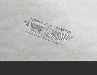 Triada Avia identity