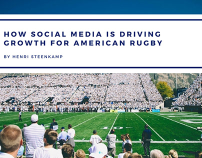 How Social Media is Driving Growth for American Rugby