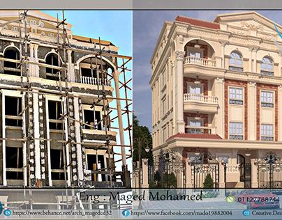 Classic Design In 6 October ( 201 - Bet Elwatan )