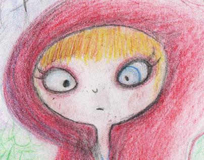 Concept art illustration: fairy tales