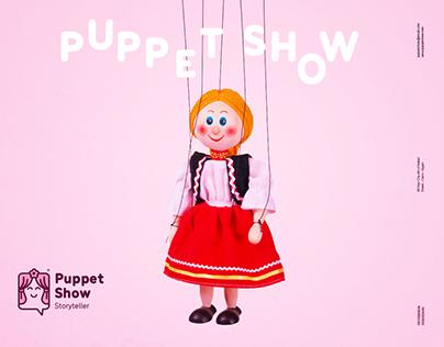 Puppet Show Logo