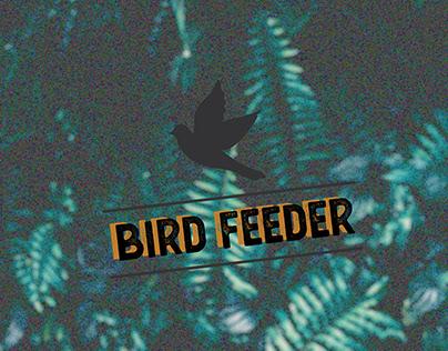 Flat Logo For Bird Feeder