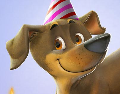 My Puppy's Birthday
