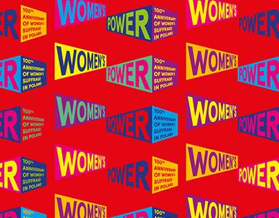 Women's Power / exhibition