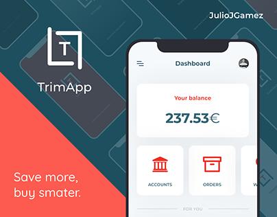 TrimApp. Save more, buy smarter.