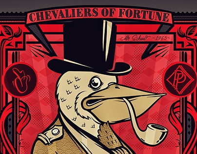 Chevaliers of fortune