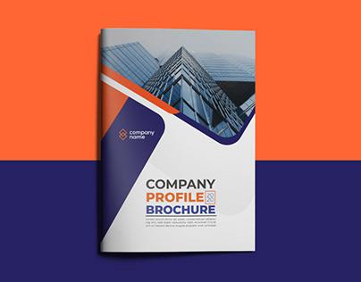 Profile Design | Business Brochure Free template 2020