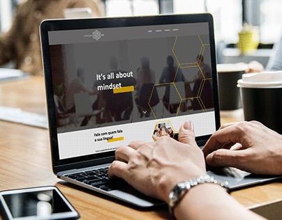 Site Agência Pineapple Hub
