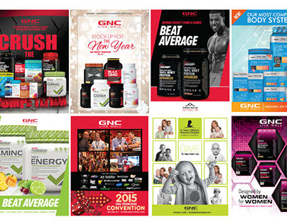 GNC Product Guides