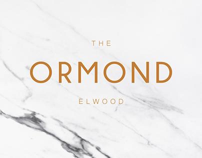 The Ormond Elwood- Branding