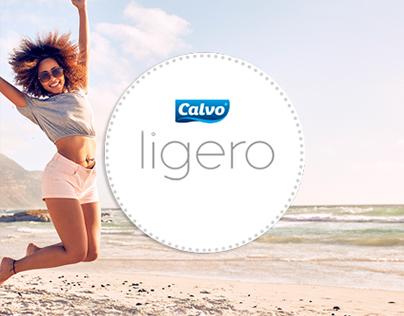 Web Atún Calvo Ligero