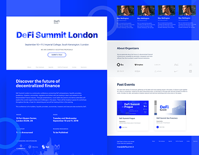London DeFi Summit
