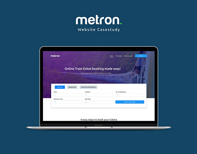 Metron Website Casestudy