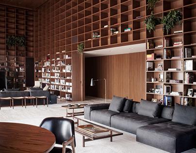 SP Penthouse / Studio MK27