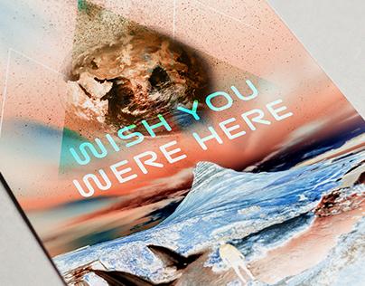 Futuristic Postcard