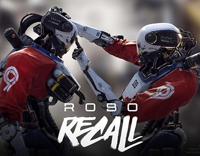 ROBO RECALL MOODS