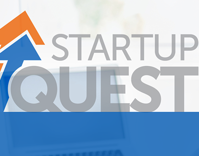 Startup Quest Landing Page