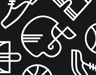 Adidas Iconography: Rebrand