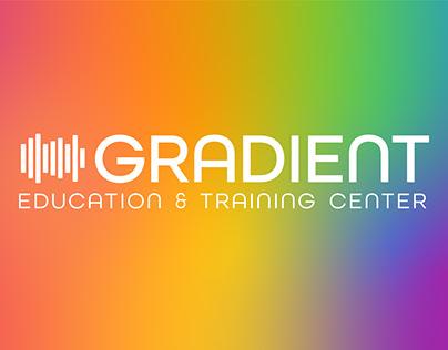 Gradient Education & Training Center Branding