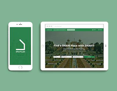 DHARTI Property Portal