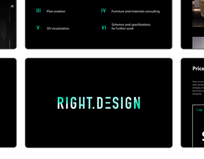 right.design — system