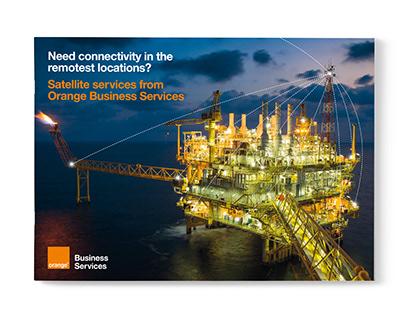 Orange Business Services Satellite Brochure