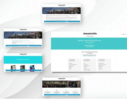 Realizzazione sito web www.industriafelix.it