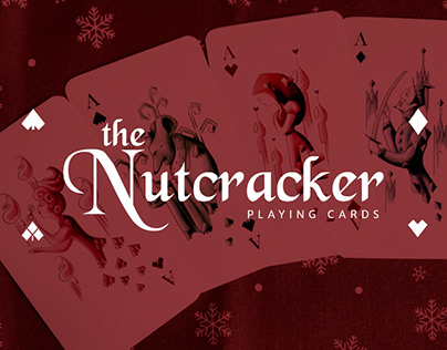 The Nutcracker - playing cards