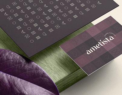 Ametista - Branding and Packaging
