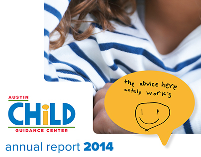 Austin Child Guidance Center 2014 Annual Report