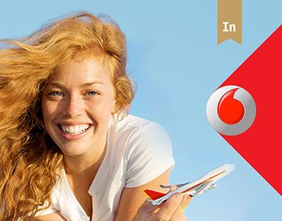 Vodafone for iOS (2015)
