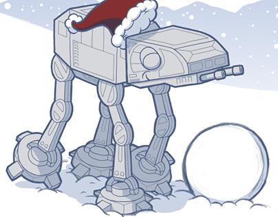 Happy Hoth-idays!