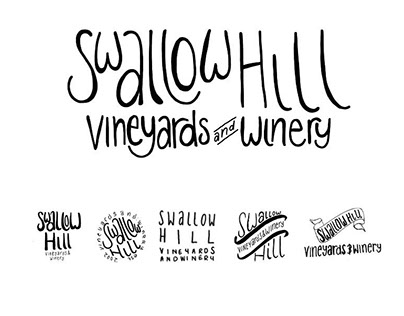 Swallow Hill - Parent Company Branding