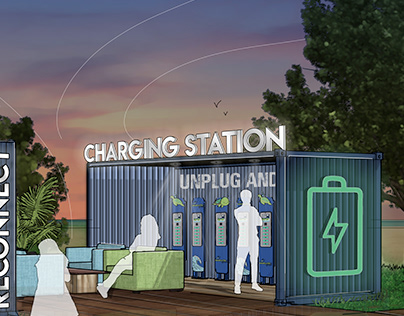 SeaTurtle Sports Charging Station