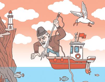 Evil Fisherman