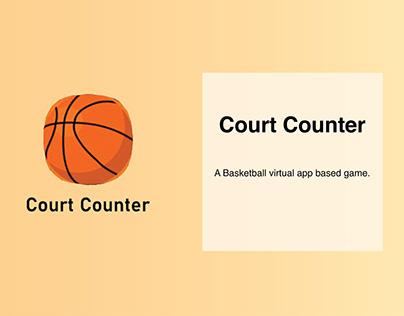 Court Counter - A Basketball App