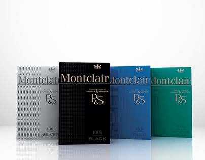 P&S Montclair Packaging Redesign