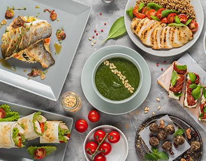 Yisty prosto|| healthy food menu